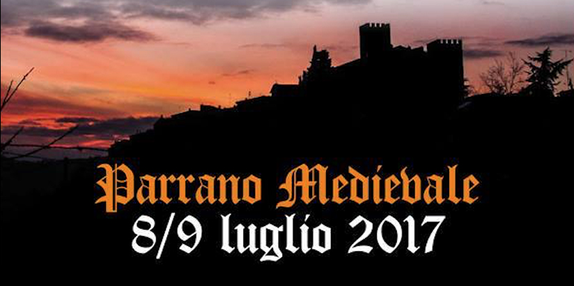 Parrano Medievale 2017