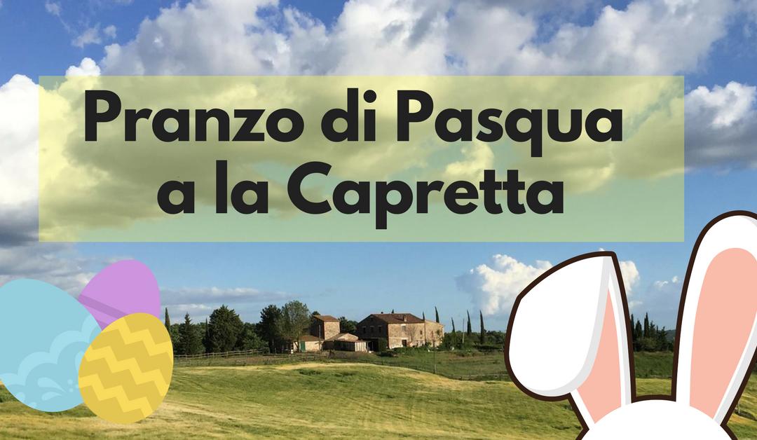 Pranzo di Pasqua a la Capretta in Umbria