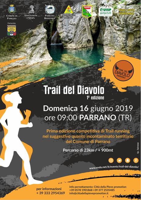 TRAIL DEL DIAVOLO PARRANO